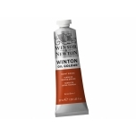 Õlivärv Winton 37ml 074 Burnt Sienna