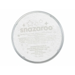 Näovärv Sparkle White 0 18ml Snazaroo