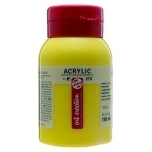 Akrüülvärv Art Creation 275 Primary yellow 750 ml