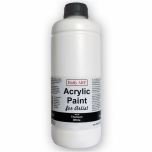 Daily art akrüül Artist Titanium White 1000ml