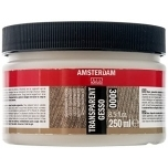 Kruntvärv Gesso Transparent Royal Talens 250ml