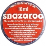 Näovärv Dark Orange Snazaroo 18ml