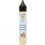 Daily Art Candle paint pen Gold 25ml DA12128630